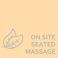 Free to be Therapies Block On Site Seated Massage